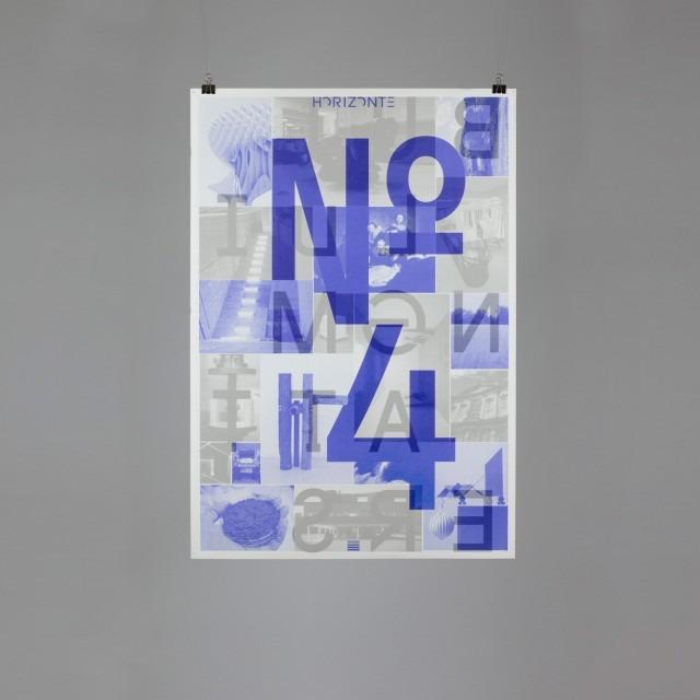 Horizonte Nº4 – Plakat