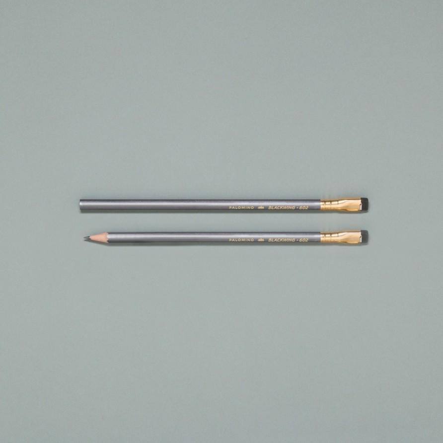 grauer Blackwing Bleistift von Palomino einzeln