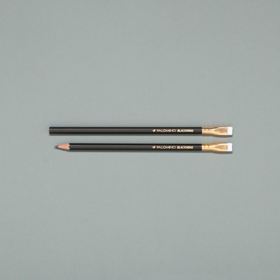 schwarzer Blackwing Bleistift von Palomino einzeln