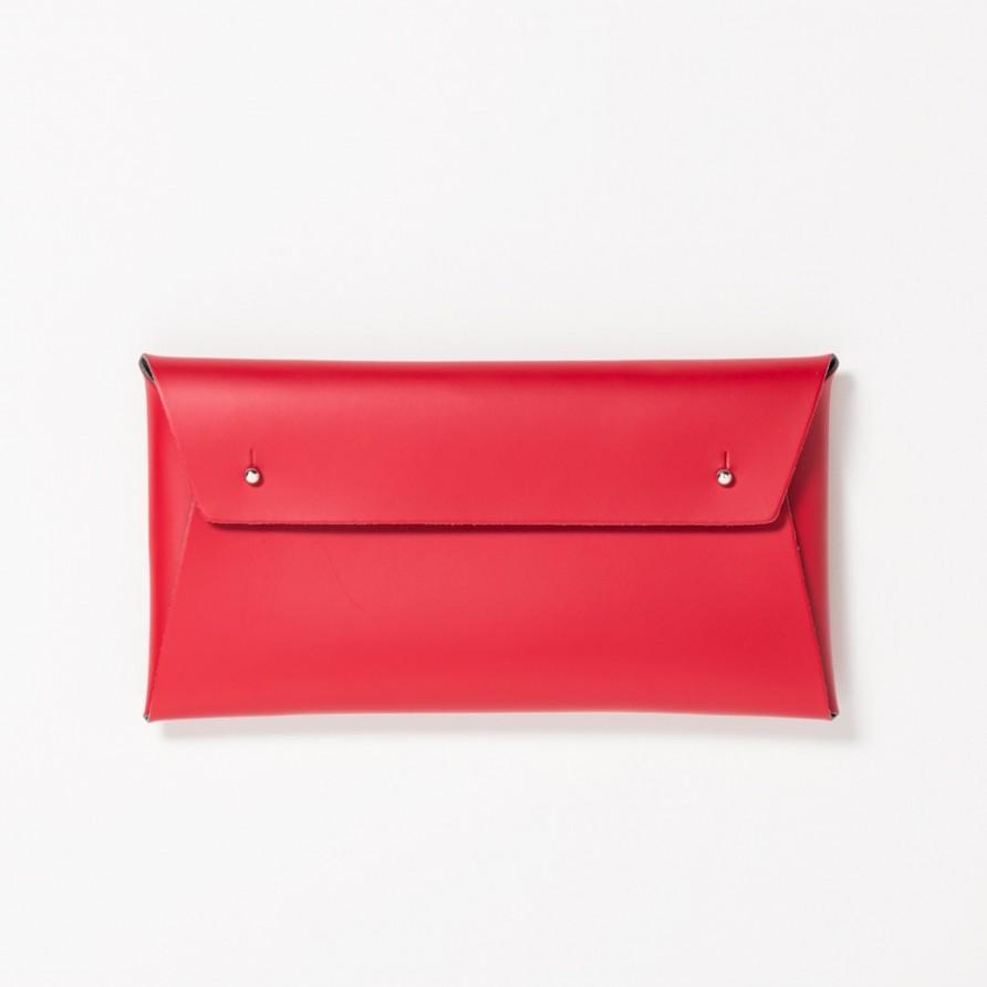Tasche von Walk With Me in rot