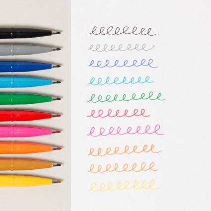 Pentel Sign Pen Faserschreiber