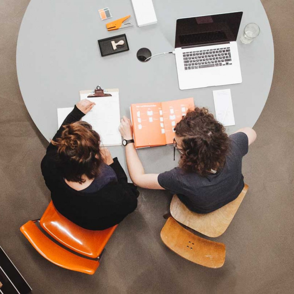 Eisenhauer Bürokultur Slide