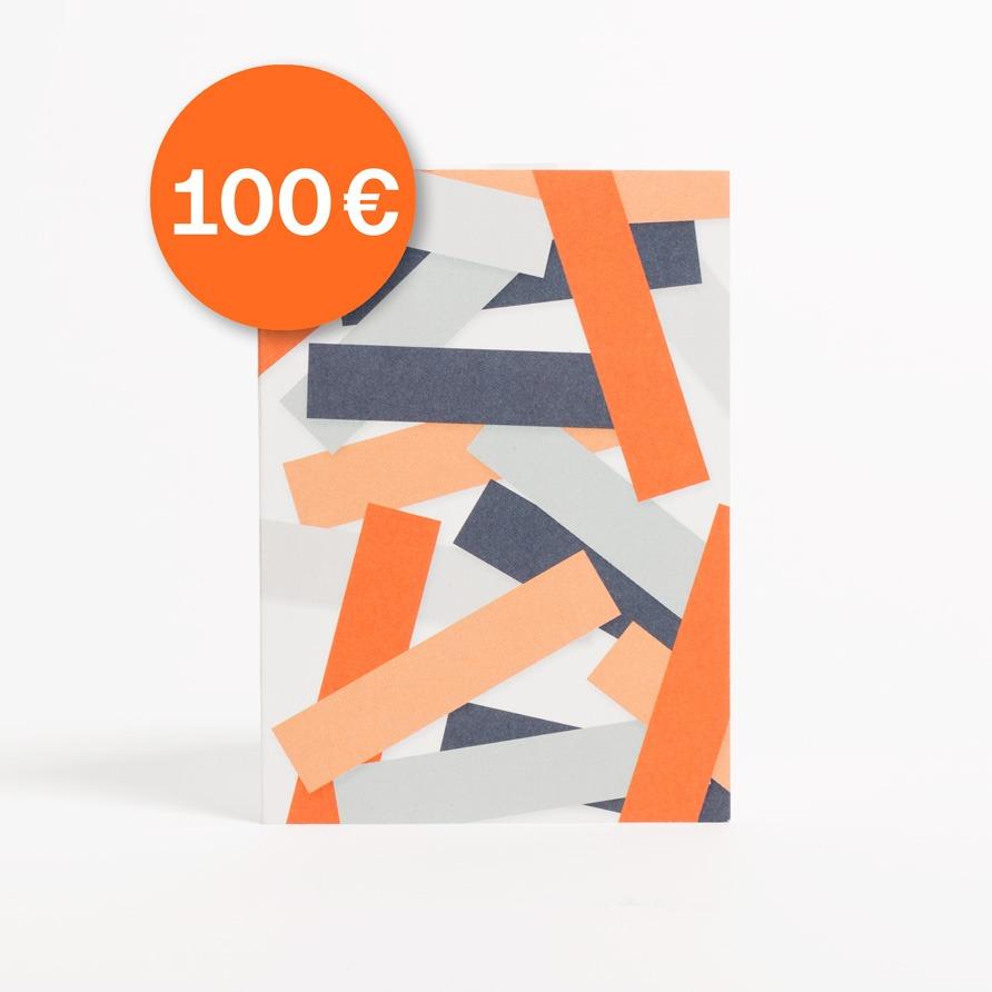 Eisenhauer Geschenkgutschein in Höhe von 100 Euro