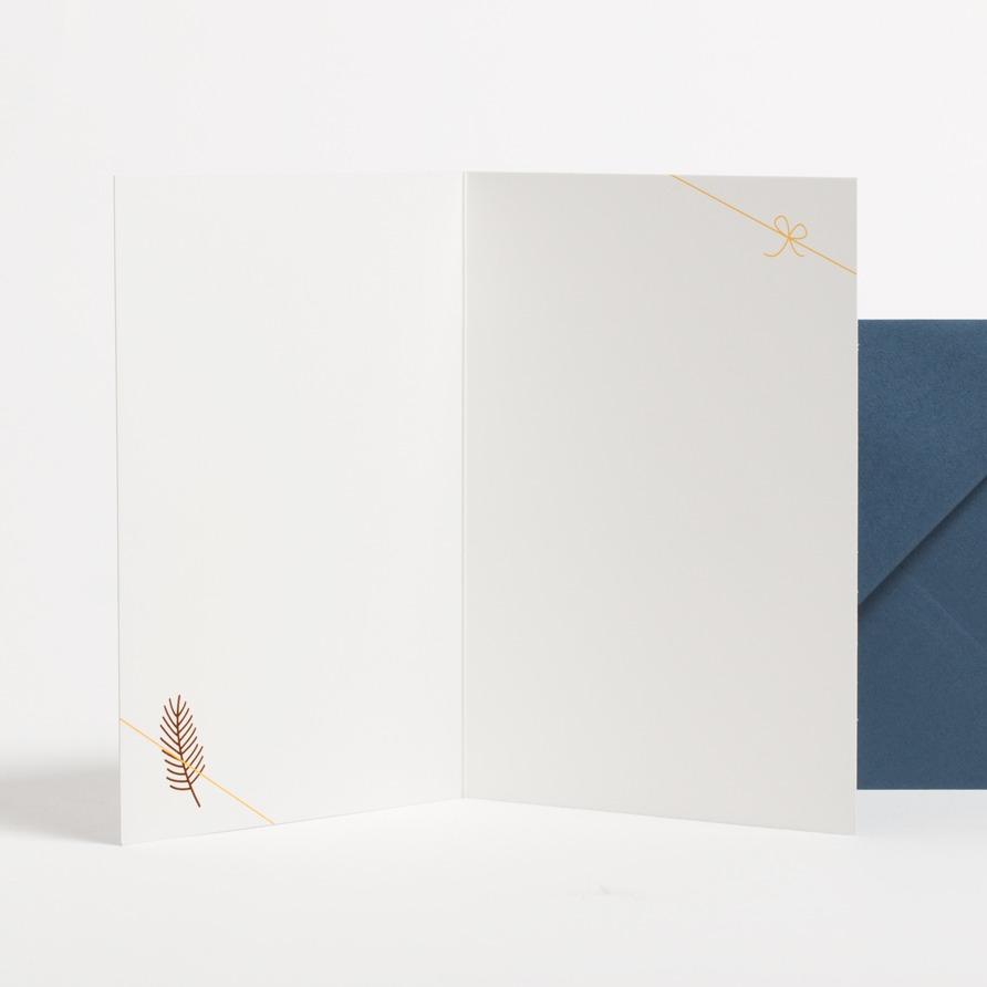 Eisenhauer Grusskarte »Geschenk« Innennseite
