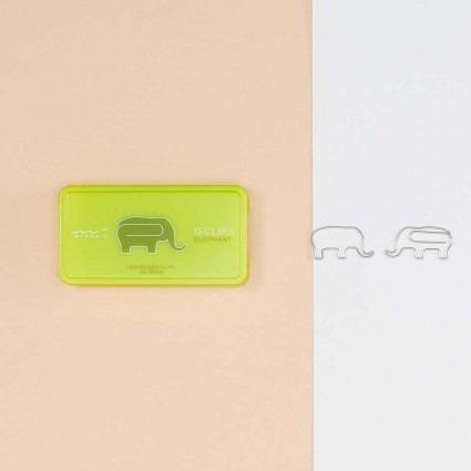 Büroklammern – Elefant