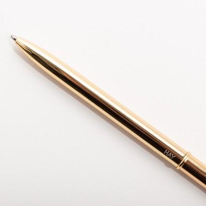 Kugelschreiber Bullet – gold