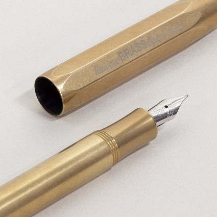 Füllhalter Messing – Kaweco Sport