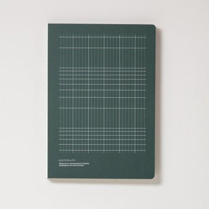 Notizbuch groß Monograph