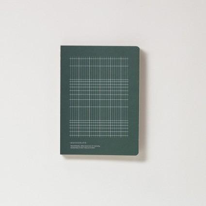 Notizbuch klein Monograph