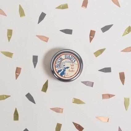 Lesezeichen Book Darts – 50 Stück in Dose