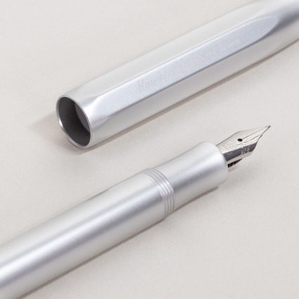 Füllhalter Aluminium Silber – Kaweco Sport