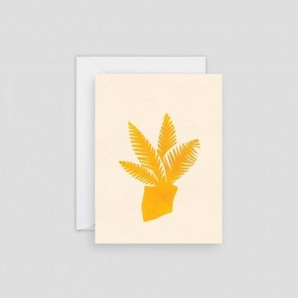 Minikarte Palme