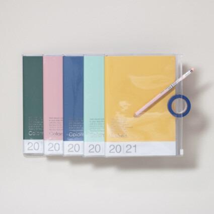 A5 Kalender mit Umschlagtasche