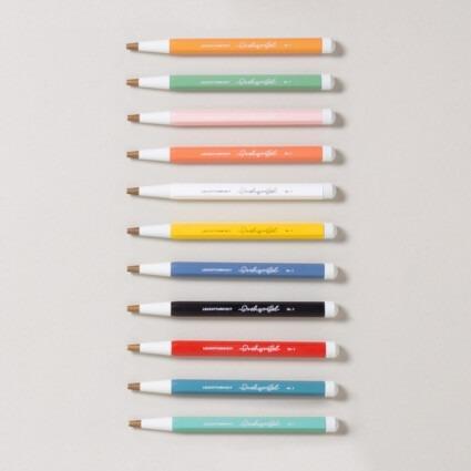 Kugelschreiber Drehgriffel