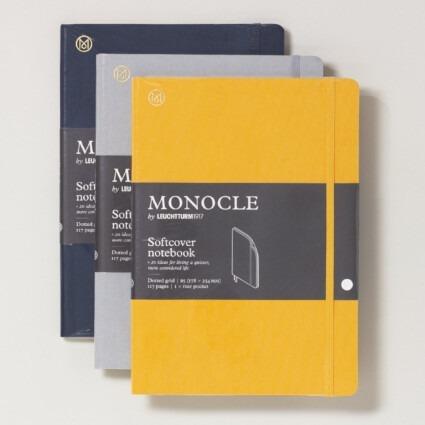 Notizbuch Monocle Softcover B5
