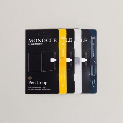 Pen Loop Stiftgummi Monocle