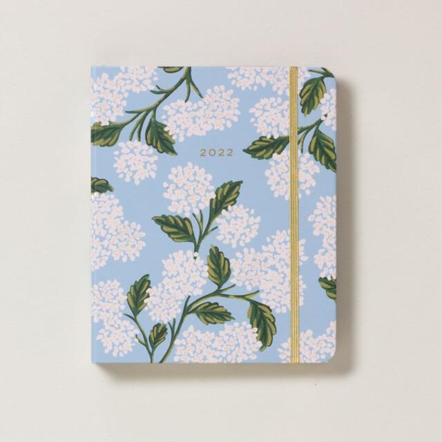17 Monatskalender 2021/22 – Hydrangea