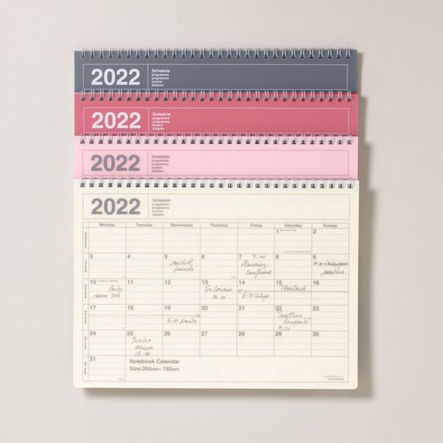 Monatskalender 2022 A4