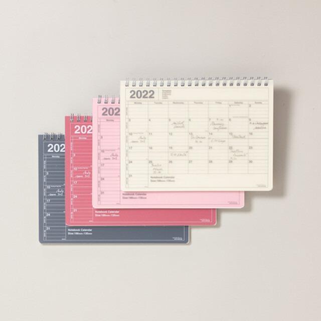 Monatskalender 2022 A5