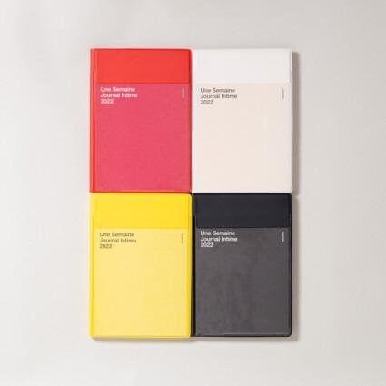 Kalender 2022 mit Tasche